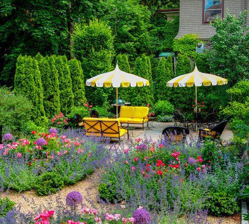 Arborvitae Landscaping Home Design Ideas