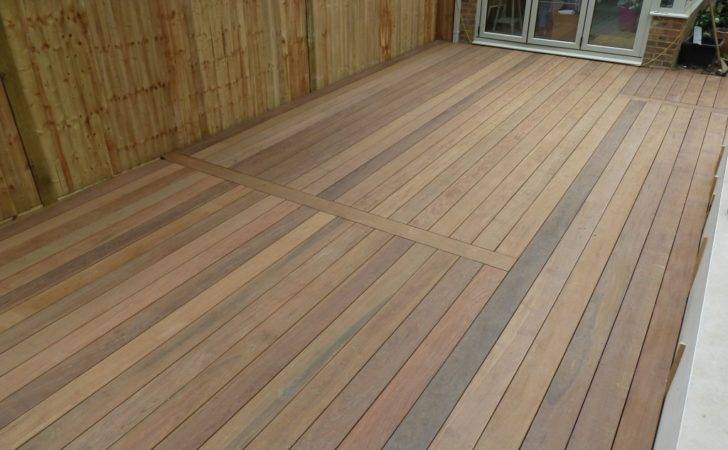 Arbworx Design Our Decking Layout Suit Materials