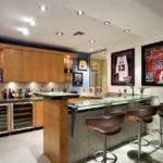 Arcadia Suburban Modern Bar Home Phoenix