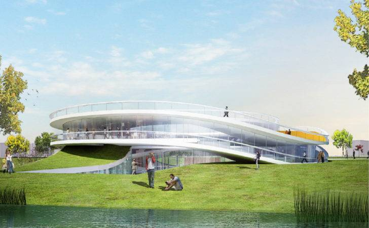 Arch Ycc Shanghai Community Center Design Jds Mudi
