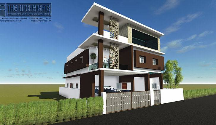 Archeights Architects Interior Designers Chennai