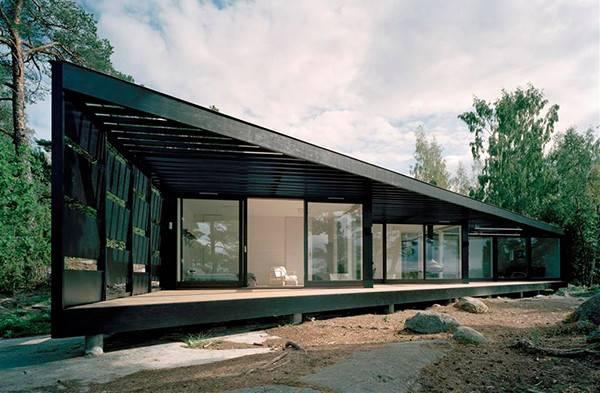 Archipelago House Modern Swedish Homes Scandinavian Summer