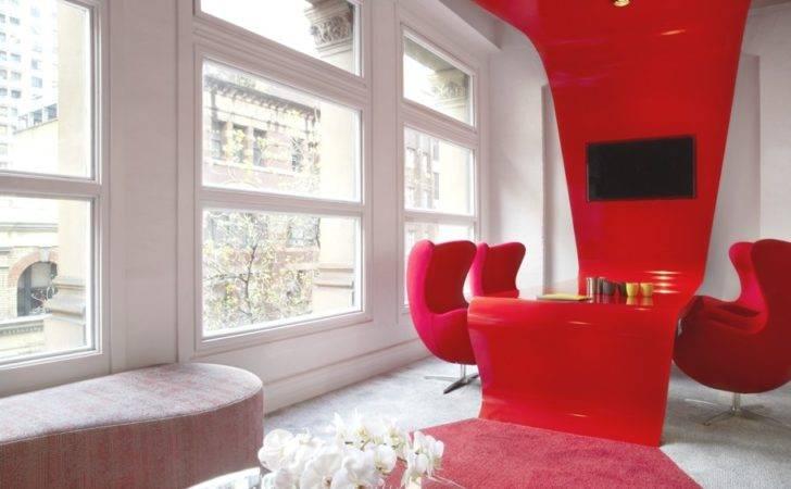 Architectural Practice Rolf Ockert Design Have Designed Red