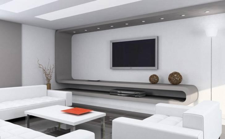 Architecture Futuristic Sofa Modern Setup Cool Interior Design