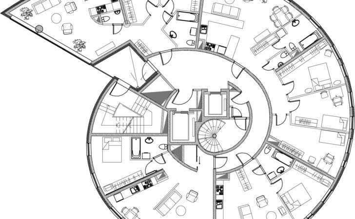 Architecture Photography Snailtower Nnapu Padrik Architects