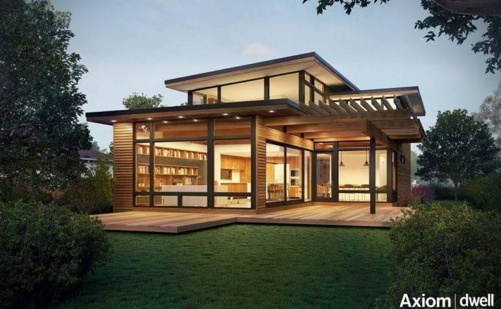 Archshowcase Modern Prefab House Dwell Turkel Design