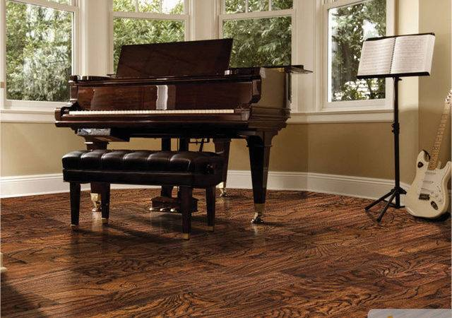 Ark Floors Toona Netmeg Tropical Hardwood Flooring San Francisco