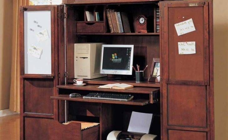 Armoire Desk Ikea Listed Our