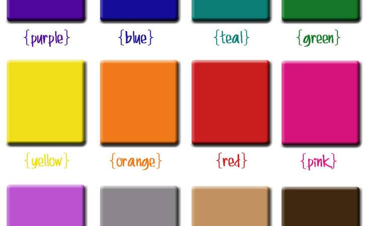 Arranged Her Color Palettes Themes Seasons Colors