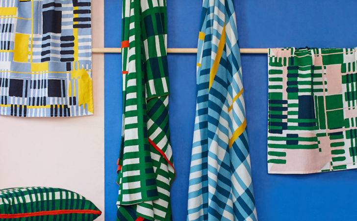 Arro Home Range Soft Furnishings Textiles Collaboration