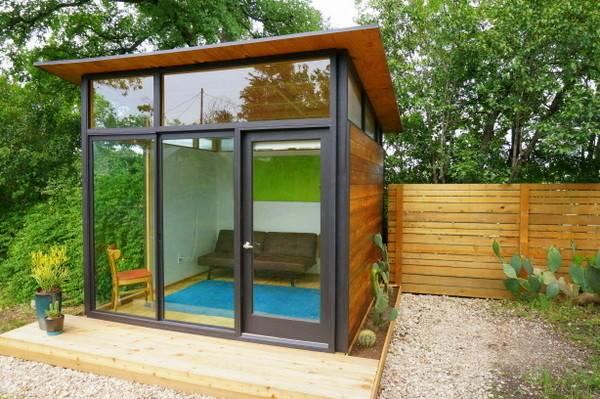 Art Building Tiny House Budget