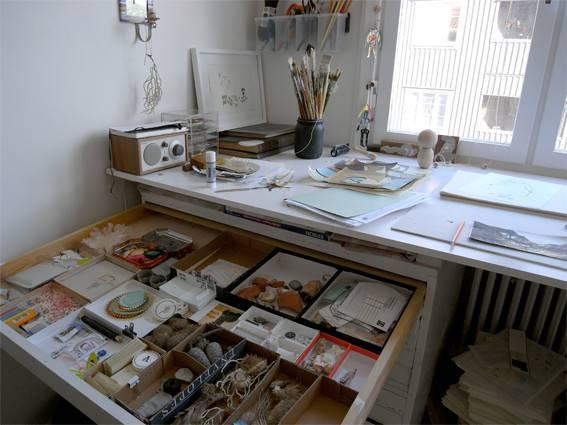 Art Craft Workplace Camilla Engman