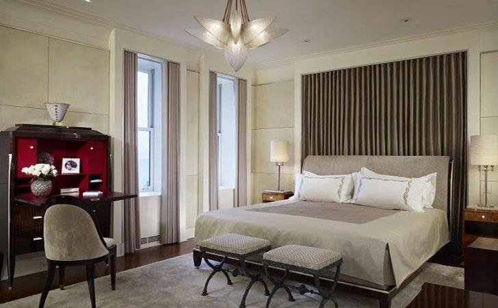 Art Deco Bedroom Details