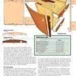 Art Deco Cabinet Plans Furniture