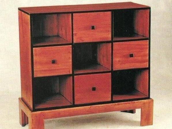 Art Deco Furniture Design Cubist