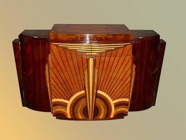 Art Deco Furniture Design Made