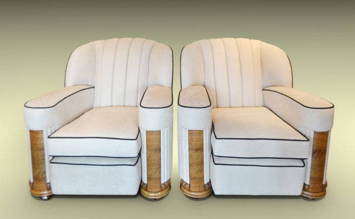 Art Deco Furniture Period Designs