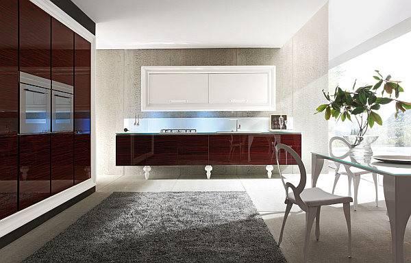 Art Deco Inspiration Contemporary Flap Dream Home