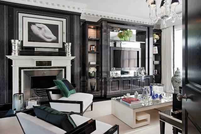 Art Deco Inspired Interiors Argent Stylish
