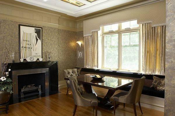 Art Deco Interior Designs Furniture Ideas