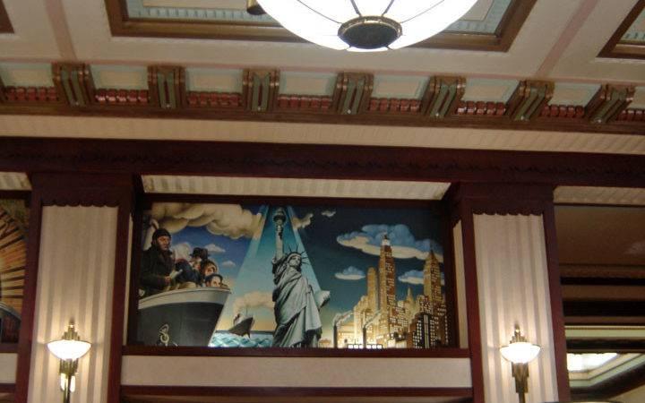 Art Deco Style Interior Design Streamlined Geometric Which