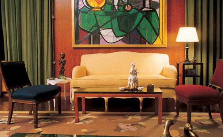 Art Deco Style Interior Designs Your House Restaurant