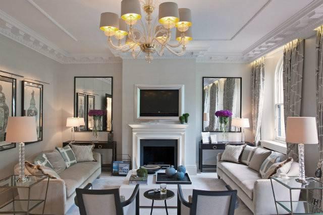 Art Deco Stylish Inspired Interiors