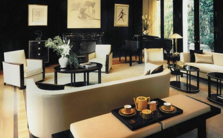 Art Deco Trends Interiors Feelinterieur