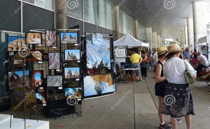 Art Exhibition Editorial Photography
