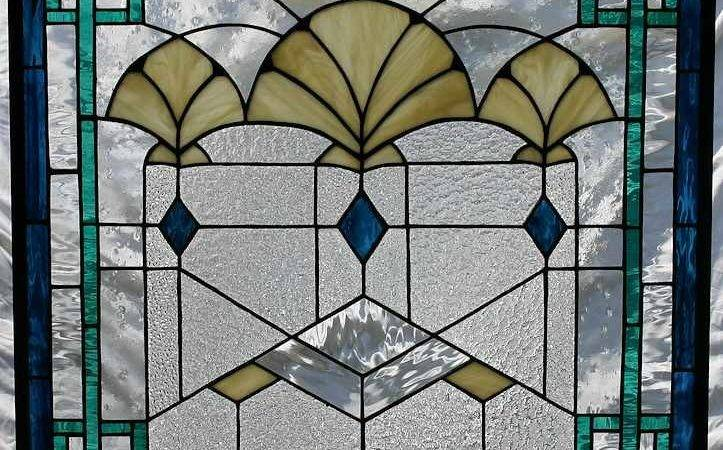 Art Glass Windows Deco Fans Stained