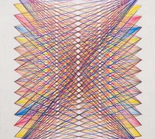 Art Ideas Creative Diy String