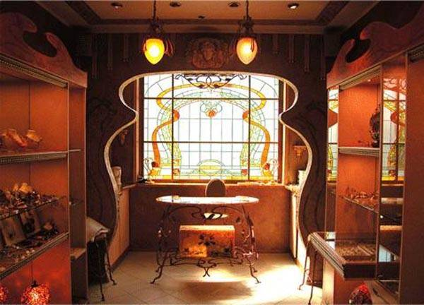 Art Nouveau Decorating Style Interiorholic