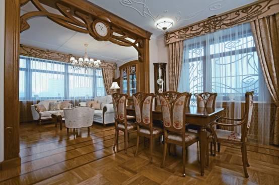 Art Nouveau Interior Design Ideas Home Decor