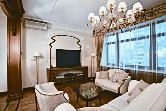 Art Nouveau Interior Design Style Home Vanities