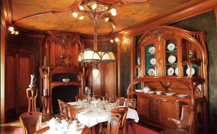 Art Nouveau Interior Design Wow Decor Inspirations