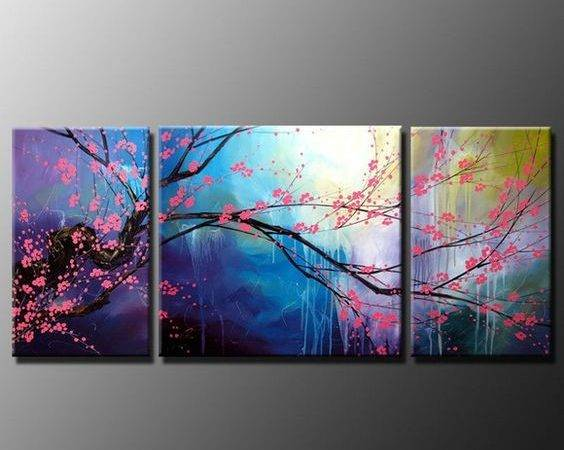 Art Painting Abstract Wall Home Decor Interior Design