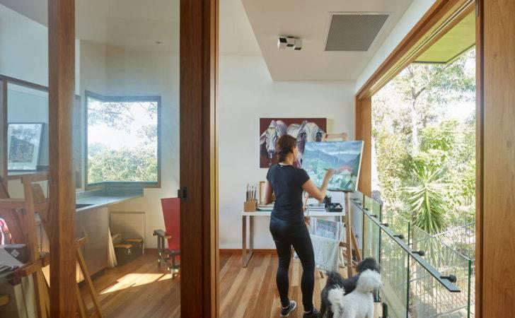 Art Studio Design Interior Ideas