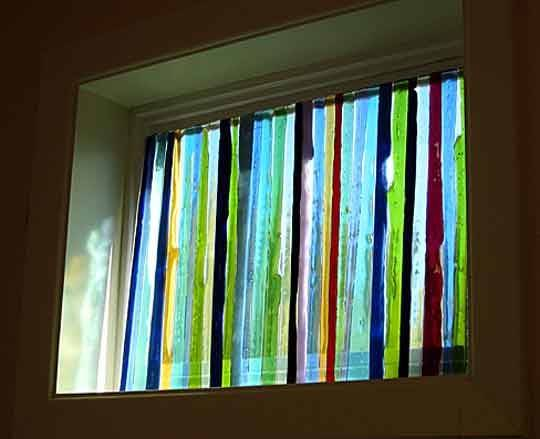 Art Window Stuff Pixels Wonderful Piece Sensory Glass