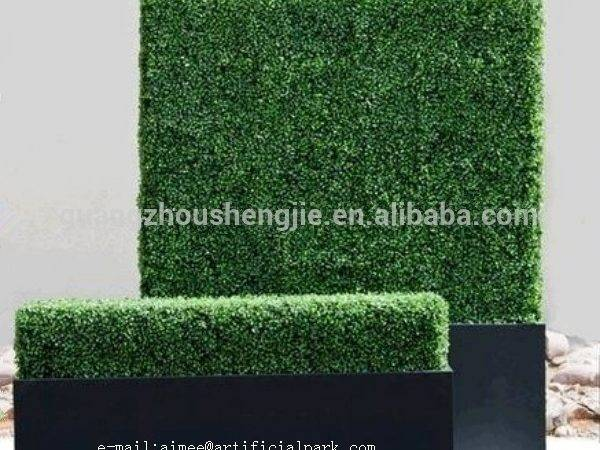 Artificial Hedge Boxwood Panel