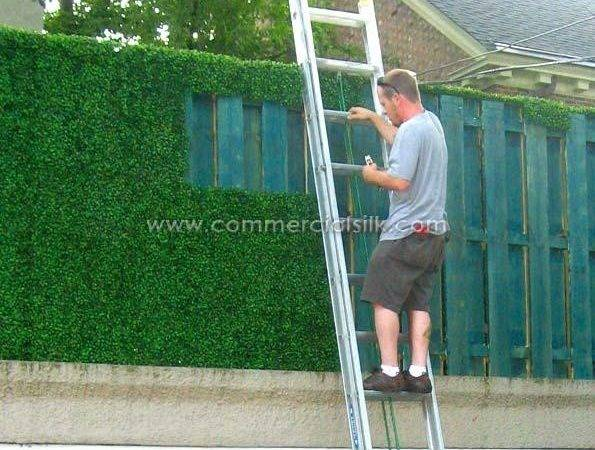 Artificial Hedges Outdoor Ideas Boxwood Mats