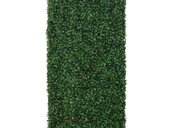 Artificial Topiary Boxwood Hedge End Real Looking