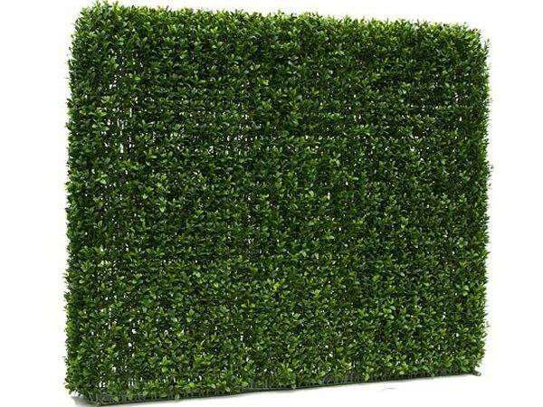 Artificial Topiary Boxwood Hedge Real Looking