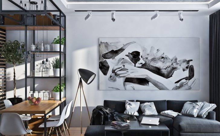Artistic Apartments Monochromatic Color Schemes