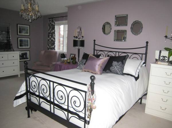 Artistic Bedroom Ideas Adults Purple Including Square