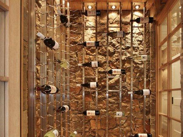 Artistic Wine Cellars Opulent Over Top Custom Design