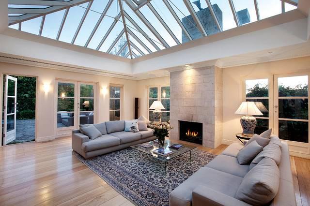 Ashcroft Conservatories Interiors Modern Living Room