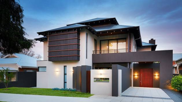 Asian Home Designs Touch Nature Design