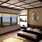 Asian Inspired Bedrooms Design Ideas