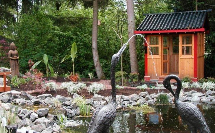 Asian Inspired Landscape Design Diy Garden Projects Vegetable