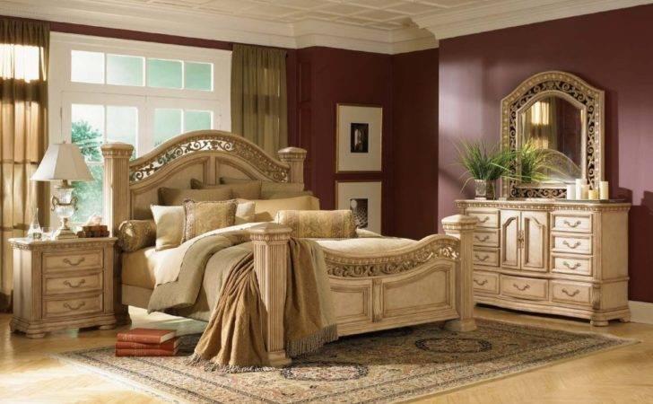 Asian Women Culture Bedroom Set Furniture
